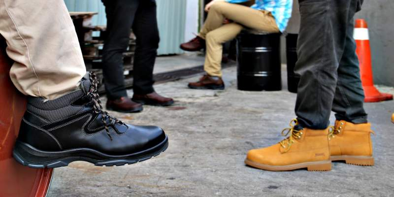 buy popular c0223 158ce Le migliori scarpe antinfortunistiche - come scegliere un ...