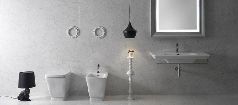 Qualità e comfort con i sanitari bagno Globo | Torniamo in Piazza
