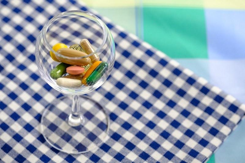 integratori vitaminici